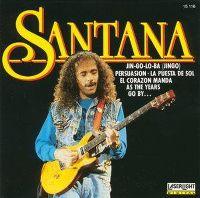 Cover Santana - Santana [1989]